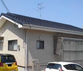 住宅用 太陽光発電(ソーラー発電):福岡県中間市 原田様邸 10.24kW