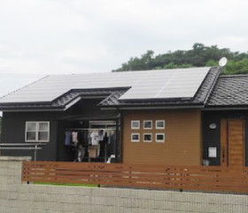 熊本県玉名市 田端様邸 9.5kW