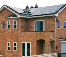 住宅用太陽光発電:福岡県小郡市 浦木様邸 5.42kW