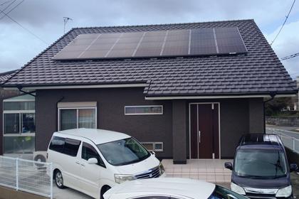 住宅用太陽光発電:福岡県行橋市 村上様邸 11.264kW