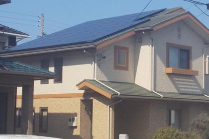 産業用太陽光発電:福岡県北九州市 T様邸 10.03kW