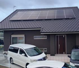 福岡県行橋市 村上様邸 住宅用太陽光発電システム 11.264kW