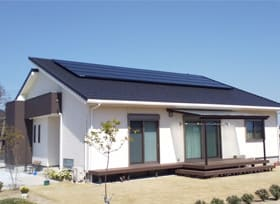 福岡県京都郡 田村様邸 住宅用太陽光発電システム 6.66kW