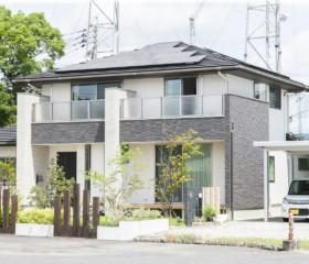 佐賀県佐賀市 公門様邸 住宅用太陽光発電5.36kW,蓄電池7.04kWh